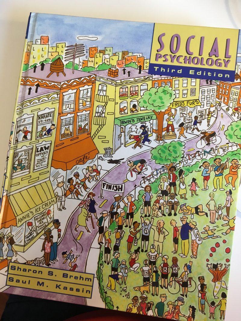 studieboek sociale psychologie